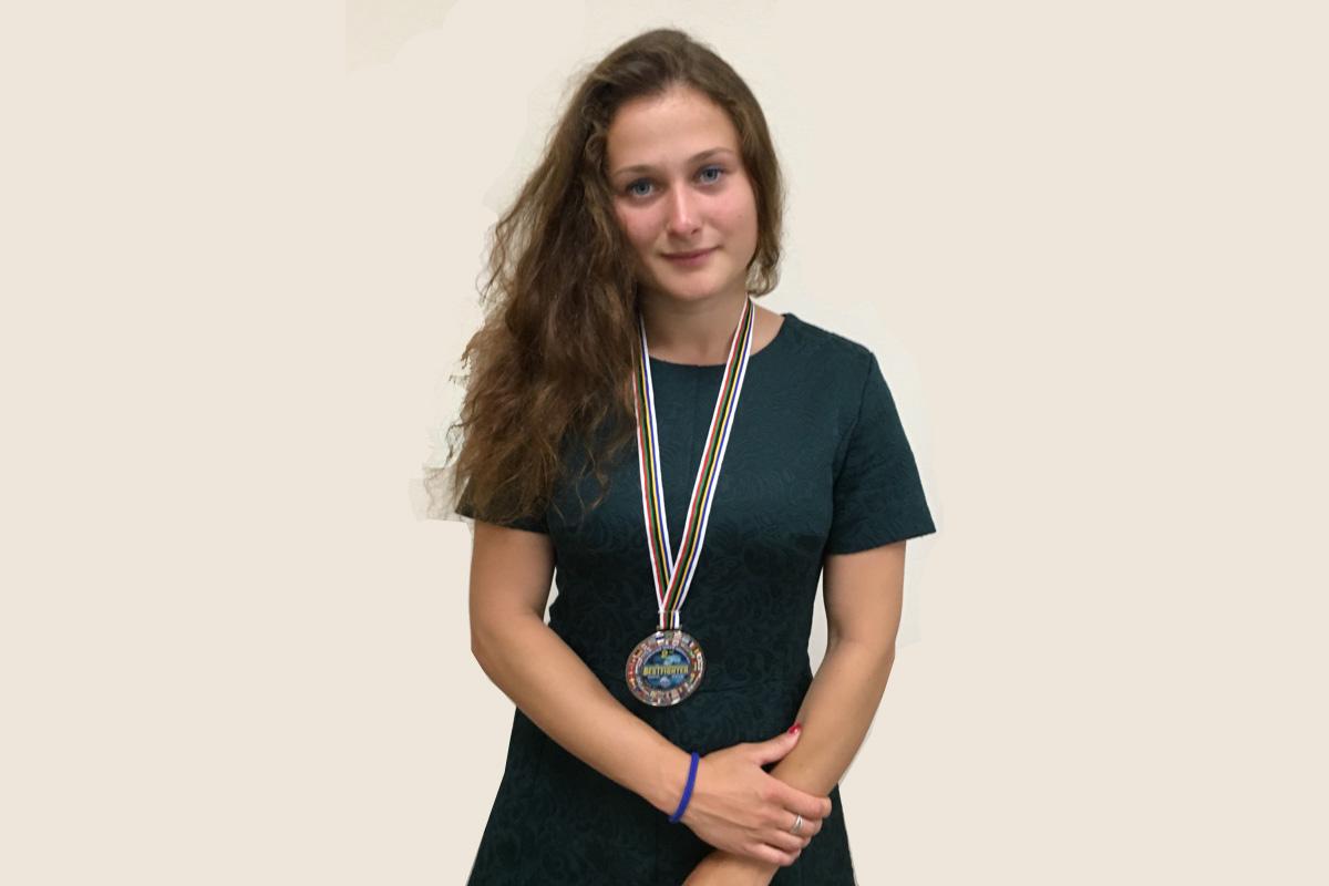 Серебряная медаль  на Кубке мира по кикбоксингу