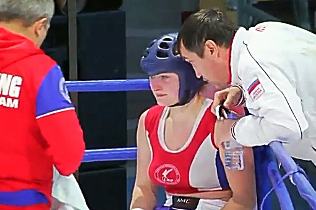 Князева Маргарита серебряный призер Чемпионат Европы 2018 по кикбоксингу
